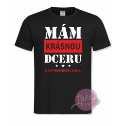 Tričko bílé - VYROBENO dámské