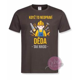 Tričko černé - nejlepší...
