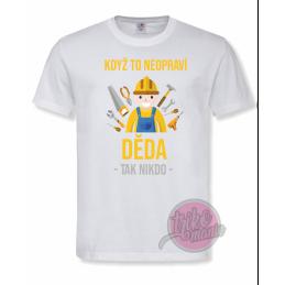 Tričko bílé - nejlepší...